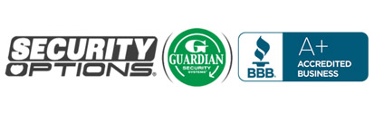 Security Options | Oklahoma's Guardian Home Security System & Camera Store