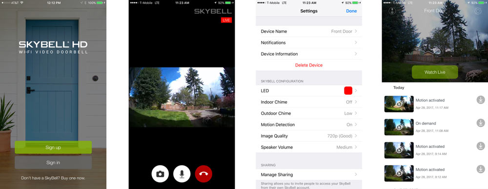 Top 10 Apps For Home Security Systems - Security Options