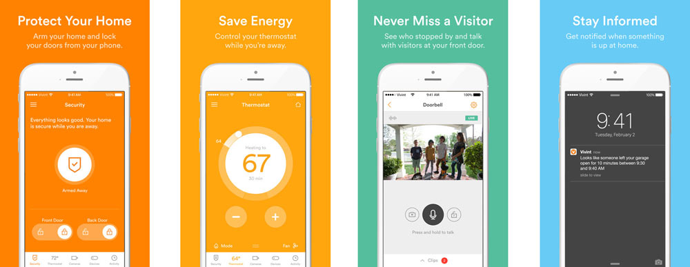 Top 10 Apps For Home Security Systems - Security Options ...