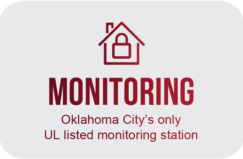 Oklahoma's UL Listed Monitoring